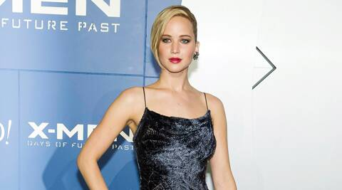Oscar-winning actress Jennifer Lawrence has lent her voice to Kentucky's University of Louisville, where her mother was once a cheerleader.