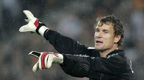 Lehmann, who was voted UEFA Club Goalkeeper of the Year for the 1996–97 and 2005–06 season, has been part of three World Cup squads during a successful career. (AP)