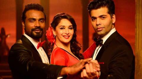 The show will be judged by Remo D'souza, Madhuri Dixit and Karan Johar.