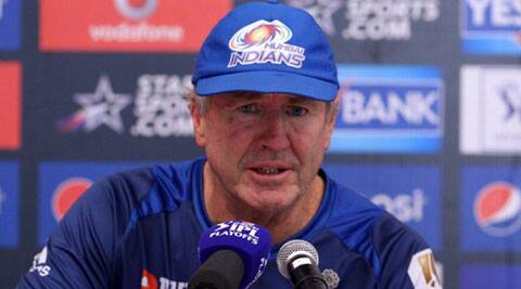 Wright said the team lacked consistency, which hurt it in the final analysis. (Source: IPL/BCCI)