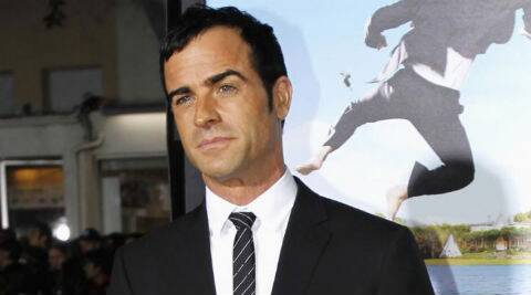 Justin Theroux reportedly wants his and Jennifer Aniston's wedding to be alcohol-free. (reuters)