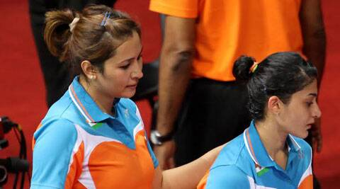 Gopichand expressed satisfaction over the women team's performance in Uber Cup (Source: Express Photo by Ravi Kanojia)