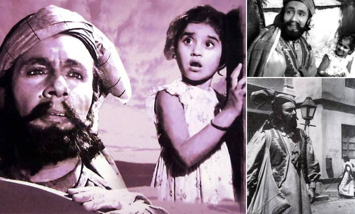 <b>Kabuliwala (1961)</b>: Balraj Sahni won a zillion hearts with his  portrayal of the beloved Kabuliwala in the film based on a story by same name written by  Rabindranath Tagore.