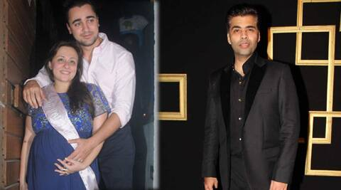 Karan Johar remained silent about the rumours that all is not well between him and his friends SRK and Kareena.