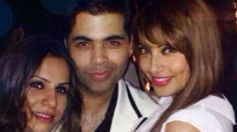 Karan Johar's friends from the film industry sent across their heartfelt wishes on Twitter.
