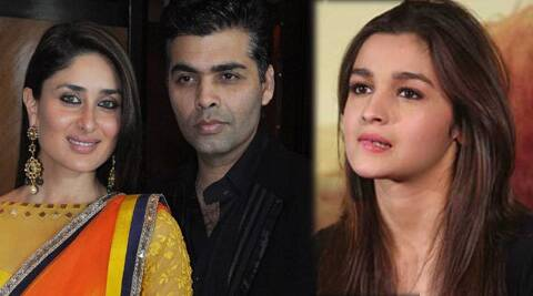Alia Bhatt is playing a Kareena Kapoor fan in Karan Johar's upcoming film 'Humpty Sharma Ki Dulhania'.