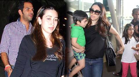 A petition for the same has been filed against Karisma Kapoor at the Family Court in Bandra.