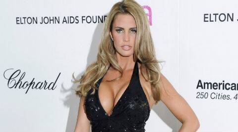 Katie Price was previously married to Australian pop star Peter Andre and Alex Reid. (Reuters)