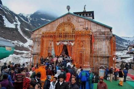Kedarnath temple reopens for devotees