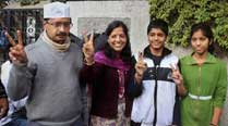 Arvind Kejriwal's daughter scores 96 per cent in class XII exam