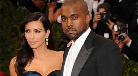 Kim Kardashian had said on a chat show that she and West wanted to get married in a small wedding. (Source: Instagram)