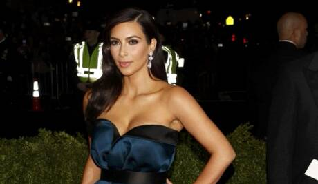 Kim Kardashian celebrated a French themed bridal shower in the company of her friends and family.