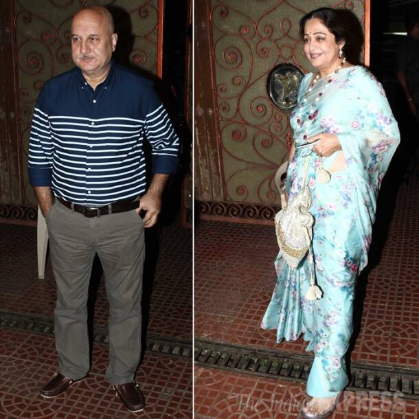 Newlyweds Rani Mukerji, Aditya Chopra host party for family, friends