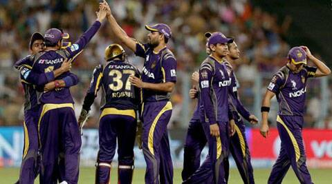 KKR will battle it out with KXIP in their play-off clash at the Eden Gardens in Kolkata on Tuesday. (Source: IPL/BCCI)