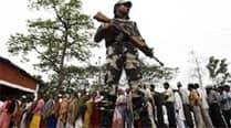 Elaborate security arrangement by EC for polls inJunglemahal