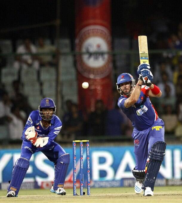 IPL 7: Rajasthan Royals thump Delhi Daredevils by seven wickets