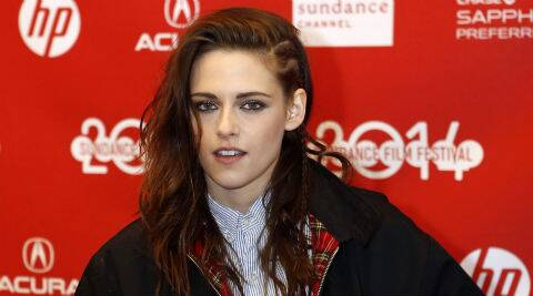 Kristen Stewart: I've been saying I want to direct movies since I was 10 years old. (Source: Reuters)