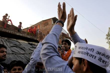 Battleground Amethi: Tripartite struggle between Congress, AAP and BJP