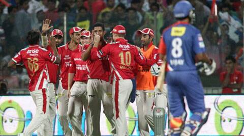 KXIP would like to carry on the momentum in to the playoffs, while DD will look to salvage some pride by tripping up the best team of IPL 7. (Source: IPL/BCCI)