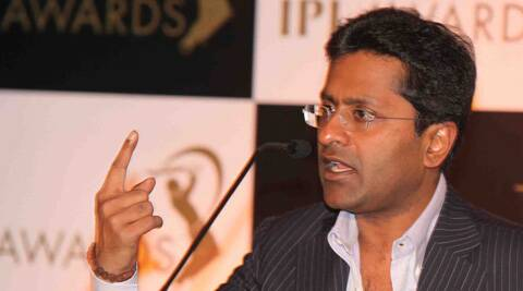 BCCI has been opposing Modi's return, and has warned RCA of stringent action for allowing him to run for the post. (IE Photo)