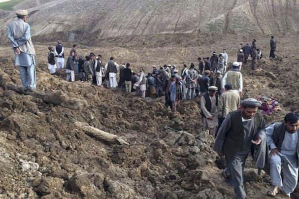 Thousands missing in Afghan landslide