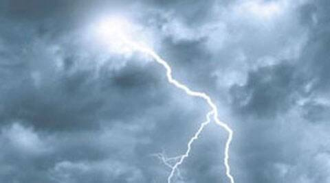 odisha lightning, lightning strike odisha, odisha lightning deaths, ganjam district lightning, kendrapada district lightning