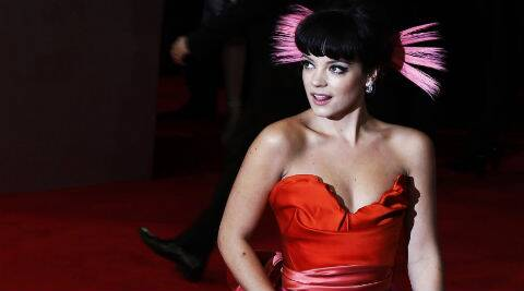 Lily Allen: I've been asked to do a 'Game of Thrones' cameo.  (Reuters)