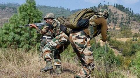 This firing along the LoC came a few hours after Army troops had foiled an infiltration attempt by terrorists in Bhimber Gali area of adjoining Rajouri district. ( Pic for representational purpose only)