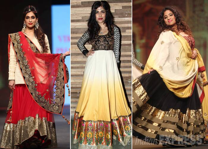 Lucky Morani, singer Shibani Kashyap and Malishka also walked the ramp for the cause. (Photo:Varinder Chawla)