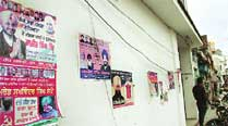 Clear garbage heaps before removing my posters: Bains to distadmin