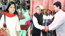 Many BJP heirs in race for ministerial berths