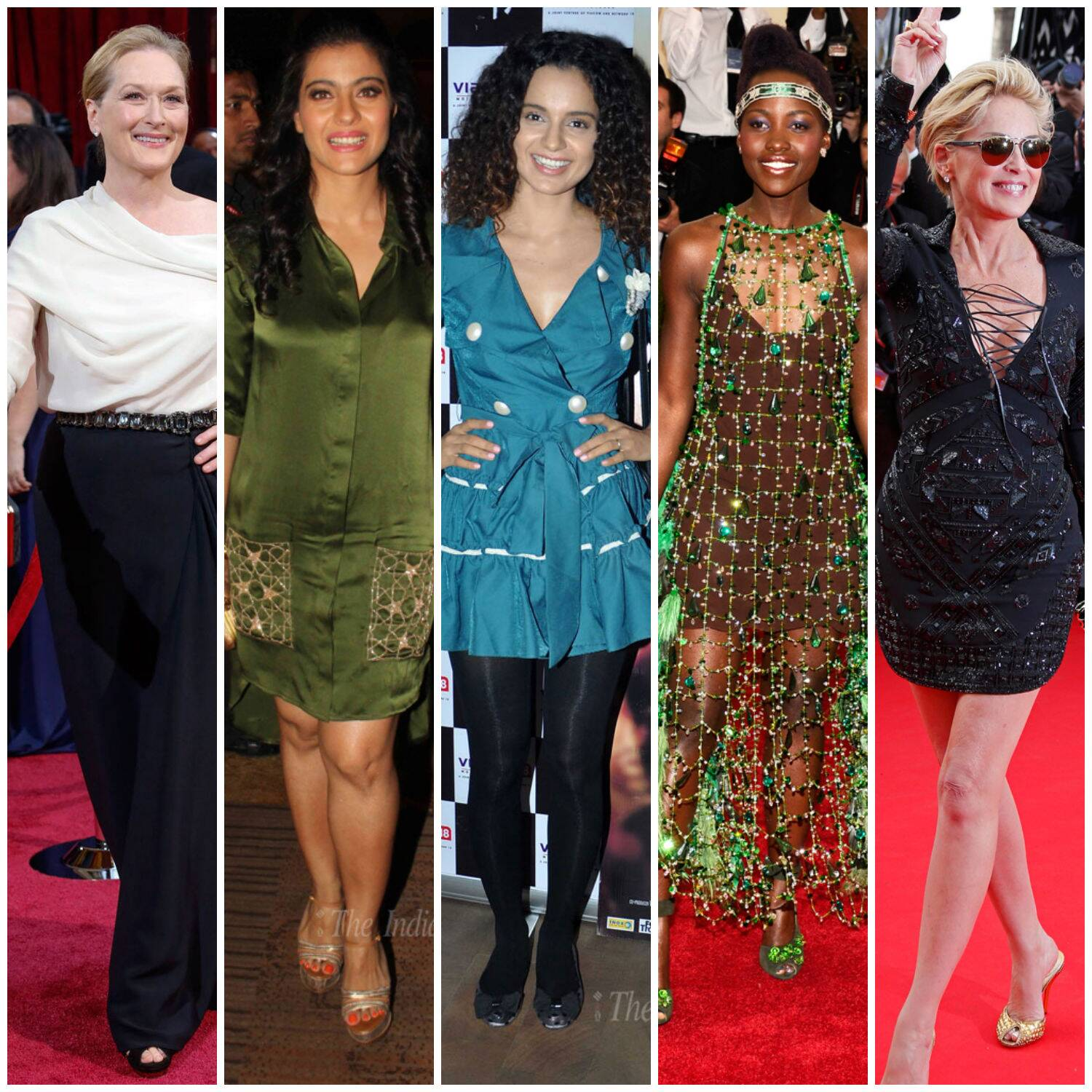 While we've all 'ooed and aahed' at the Best Dressed women this year, let's spare a thought to those who didn't get it quite right this 2014. Here's a look at some of the worst dressed actresses this year.