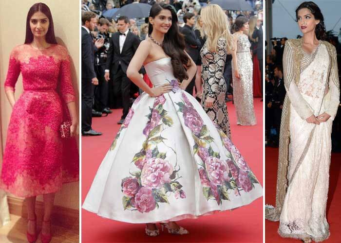 Bollywood actress and fashionista Sonam Kapoor is busy gearing up for the upcoming 67th Cannes Film Festival, which kickstarts from May 14 this year. Sonam Kapoor says she tries to promote Indian designers as much as she can on the international platforms. <br /><br /> The actress will be making her red carpet appearances on May 18 and 19 this year. As we eagerly await her red carpet presence this year here's a look at her short yet impressive journey at Cannes.