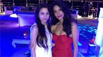 Cannes 2014: Mallika Sherawat dazzles in red