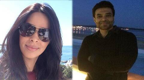 Mallika Sherawat, Uday Chopra have arrived in the French city to attend the 67th Cannes Film Festival.