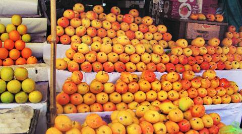 Around 55,000 metric tonnes of mangoes are exported from India every year, of which 7 per cent is sent to EU countries.