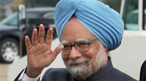 Daman found her father manmohan Singh a very funny man.