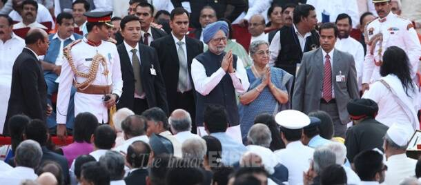 Narendra Modi sworn in as India's 15th Prime Minister