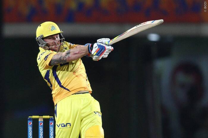 Chennai opener Brendon McCullum led the team's innings with a well paced half-century (56). (Photo: BCCI/IPL)