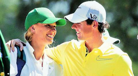 McIlroy, Wozniacki have been dating since 2011. They were engaged on New Year's Eve (File)