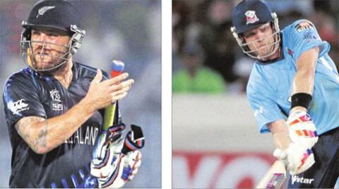 McCullum and Vincent had given statements about being approached by a former international player (File)