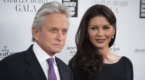 Michael Douglas and wife Catherine Zeta-Jones are back together after announcing they were taking a break.