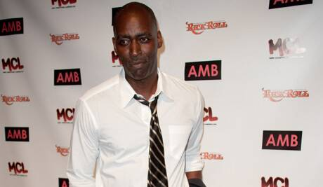 "Actor Michael Jace played a police officer on the hit TV show ""The Shield'.'"