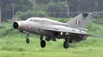 MiG-21 crashes near Jamnagar, pilot safe