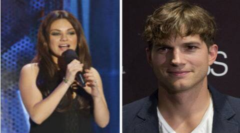Mila Kunis and Ashton Kutcher are reportedly planning their wedding. (Reuters)