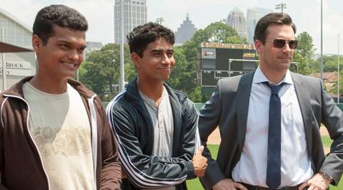It's taken nearly six years making Million Dollar Arm to the big screen and it has its heart in the right place.