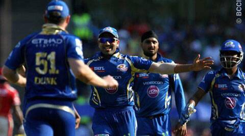 More than their bowling, what would worry Mumbai is their inconsistency with the bat. (BCCI/IPL)