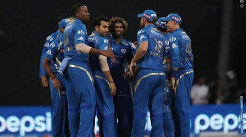 Mumbai Indians are currently languishing at the bottom of the table having won only two of the eight matches they have played so far. (BCCI/IPL)