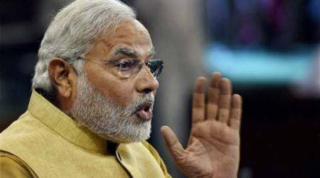 Modi will be sworn-in as Prime Minister on May 26. (Source: PTI)