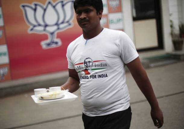 Exit polls project Narendra Modi-led NDA to form government